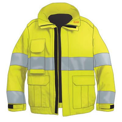 Globe HI-VIS EMSRESCUE Jacket rescue gear