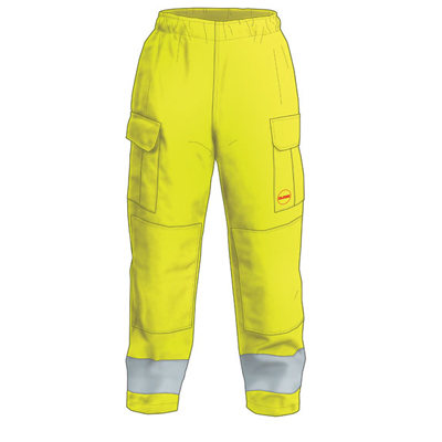Globe HI-VIS EMSRESCUE Pants rescue gear