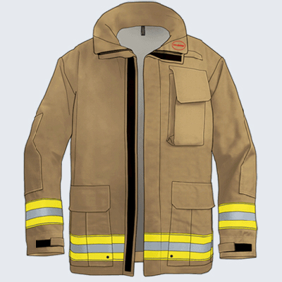 Globe TECHRESCUE Jacket rescue gear