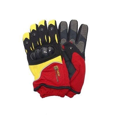 Bristol Uniforms Bristol Rescue Glove 46 back carbon knuckle protectors