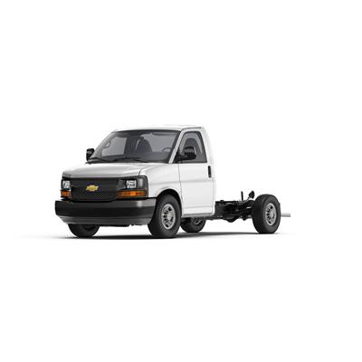 GM Fleet & Commercial Chevrolet Express 3500 Cutaway