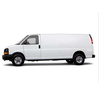 GM Fleet & Commercial GMC Savana 3500 Cargo Van