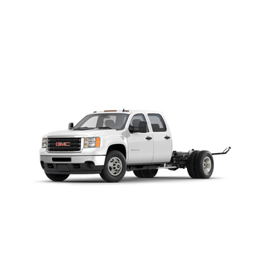 GM Fleet & Commercial GMC Sierra 3500HD Chassis Cab
