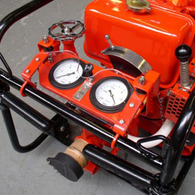 Godiva GN 500 portable diesel engine powered fire pump