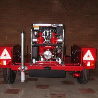 Godiva GT 10/10 de-mountable fire pump