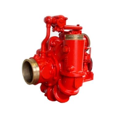 Godiva GV 5410 single pressure vehicle mounted pump