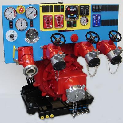 Godiva Prima SmartCAFS50 prime series vehicle pump