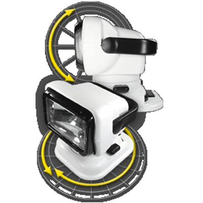 Golight MODEL 2000 exclusive Cr5 Pentabeam™ technology