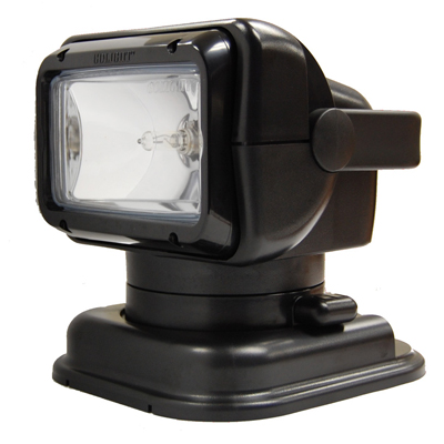 Golight MODEL 7900 searchlight with programmable wireless remote