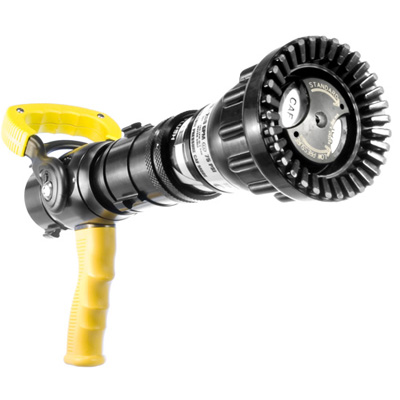 Groupe Leader CAFS-Force 2 automatic nozzle