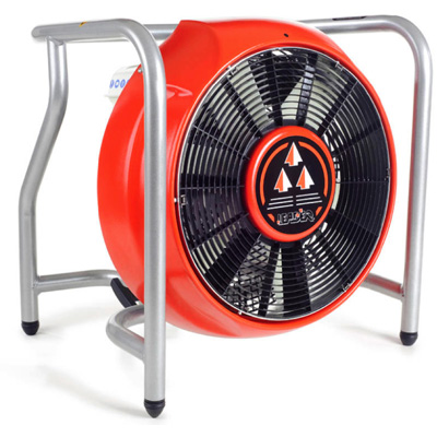 Groupe Leader MT225 EASY Pow'Air  petrol-driven fan