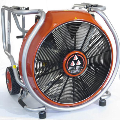 Groupe Leader MT245 EASY Pow'Air thermal fan