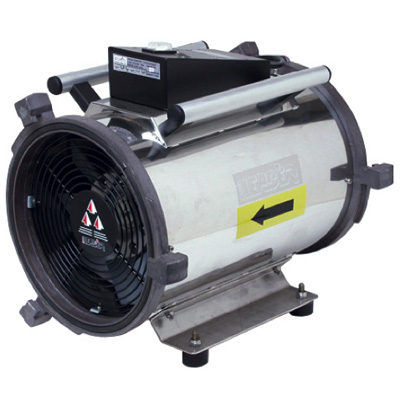 Groupe Leader SA315 electric blower/suction fan
