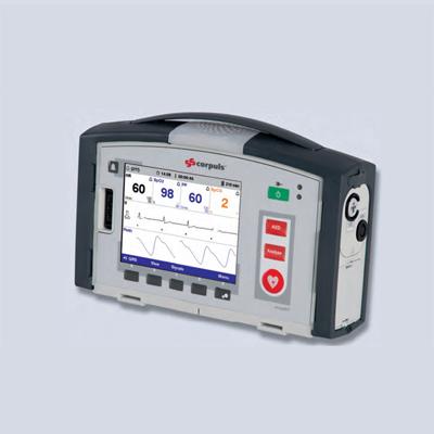 GS Elektromedizinische Gerate GmbH corpuls1 monitor