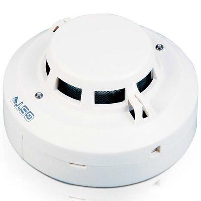 GST C-9101 heat/photoelectric smoke detector