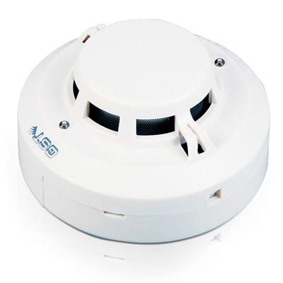 GST I-9101 heat/photoelectric smoke detector