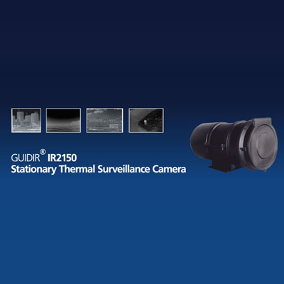 Guide Infrared IR2150 with high performance electronics and optics