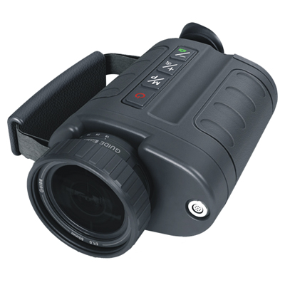 Guide Infrared IR518A thermal camera with IR video recording