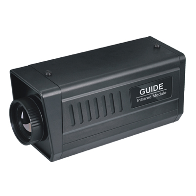 Guide Infrared Thermcore CM3 with high sensitivity and high resolution