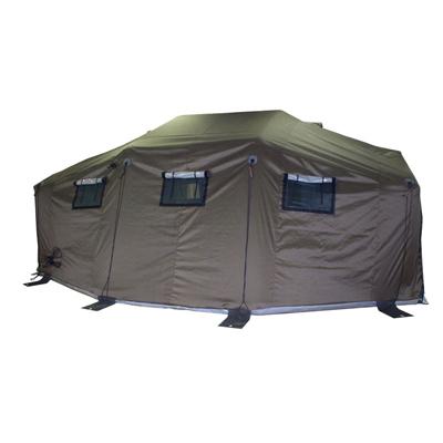 Gumotex GTX-30 inflatable rescue tents