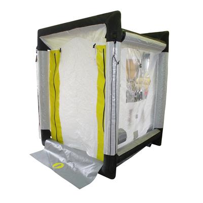 Gumotex GTX-S02 inflatable decontamination shower