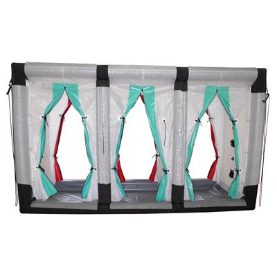 Gumotex GTX-S05 inflatable decontamination shower