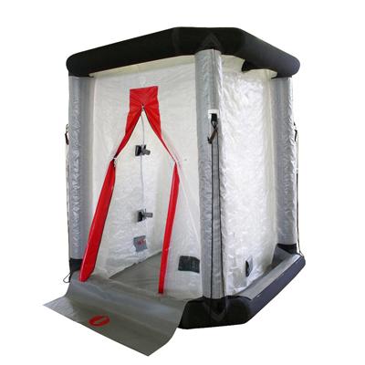 Gumotex GTX-S06 inflatable decontamination shower
