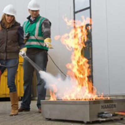 HAAGEN M-FIRE Training System
