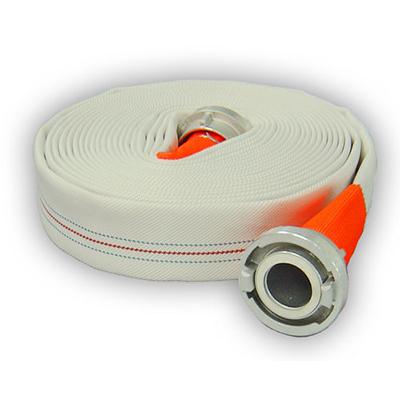 Haberkorn Flammenflex G rubberized hose with polyester jacket
