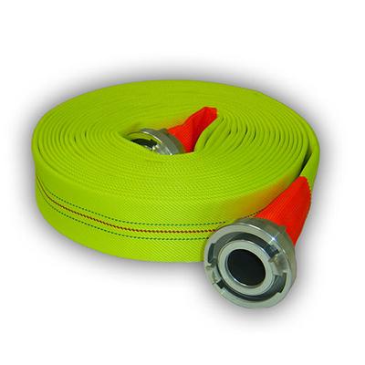 Haberkorn Flammenflex G Ultra rubberized hose with polyester jacket