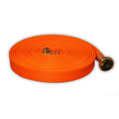 Haberkorn Flammenstar GHD38 rubberized hose with polyester jacket