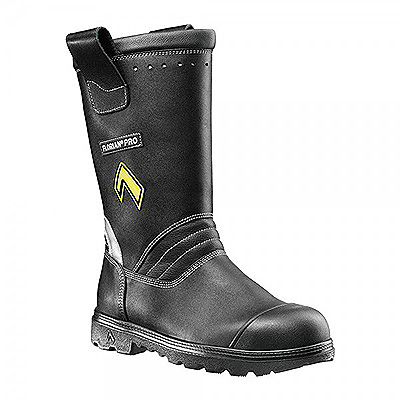 Haix Florian Pro firefighter boots with GORE-TEX laminat technology