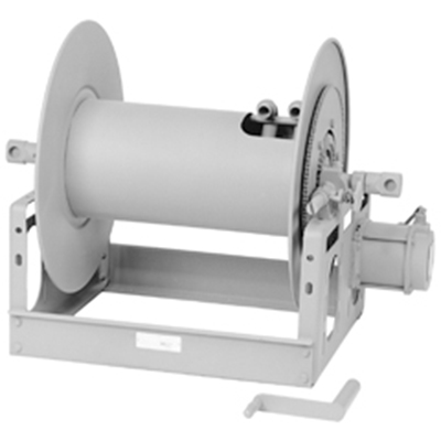 Hannay Reels 7230-25-26 hose reel for dual-agent applications