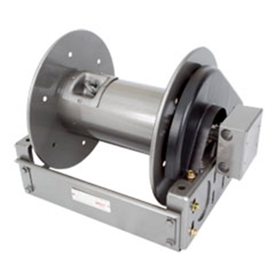 Hannay Reels ELFCR1616-14-16hose reel for on-site use