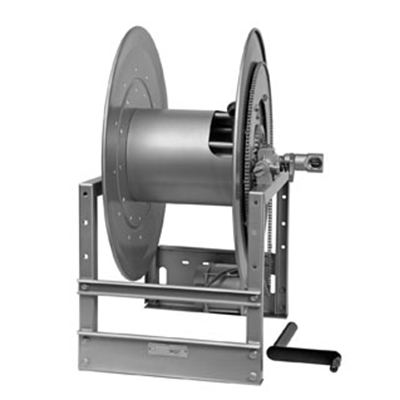 Hannay Reels SF30-30-31 for booster hose inboard mounted motor
