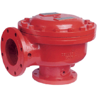 HD Fire Protect Deluge A system control valve