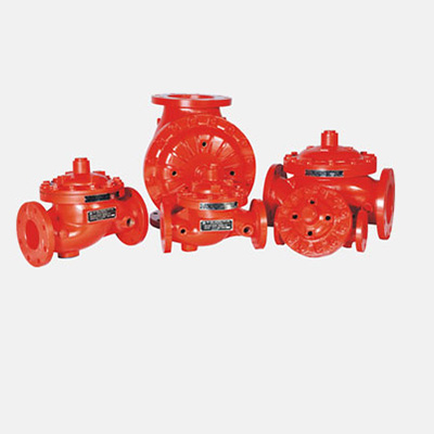 HD Fire Protect Deluge H3 system control valve