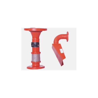 HD Fire Protect FP foam pourer for foam maker