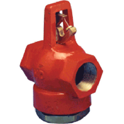 HD Fire Protect MD-Double outlet multiple control valve