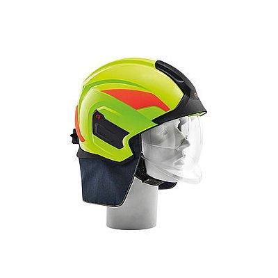 Rosenbauer 157385 HEROS-titan Pro High-visibility Yellow  Structural Fire Fighting Helmet