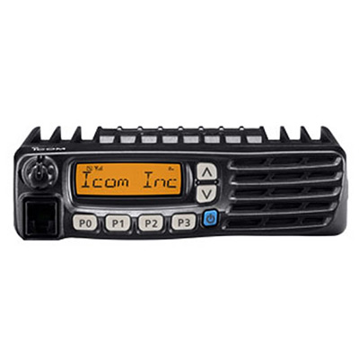 Hialeah SAC IC-F5023H 128 memory channel radio