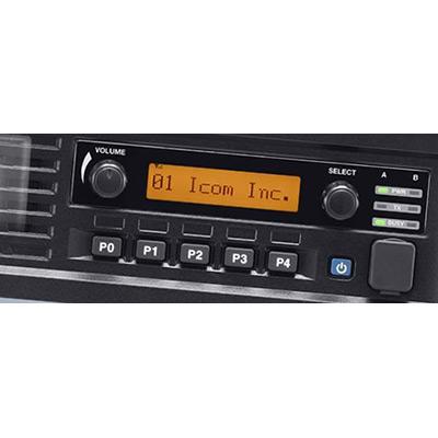 Hialeah SAC IC-FR6000 analogue and digital mode