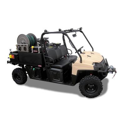 HMA Fire Apparatus T4 ERV emergency response vehicle
