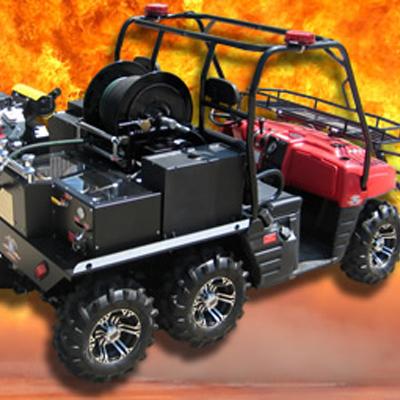 HMA Fire Apparatus T6 ERV emergency response vehicle