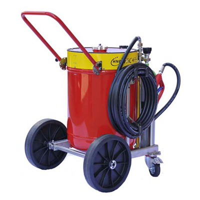 HNE Technologie AG HiCAFS 02/050 extinguishing system