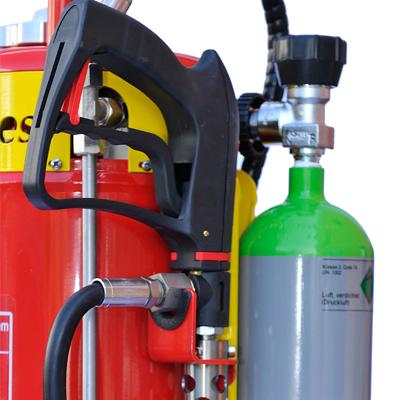HNE Technologie AG HiPress 02/010 extinguishing unit