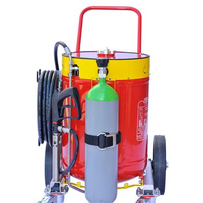 HNE Technologie AG HiPress 02/050 firefighting extinguisher