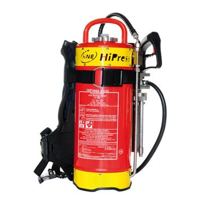 HNE Technologie AG HiPressVario 10 fire extinguisher