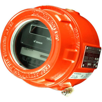 Hochiki Europe IFD-E(Exd) Conventional Infra Red Explosion Proof Flame Detector (IR3)