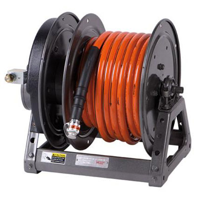 Holmatro HR 4425 ACLO single electric hose reel